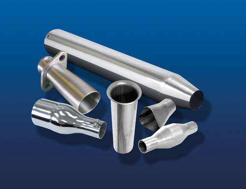 Swaging and Forming Custom Exhaust and Tubular Shapes